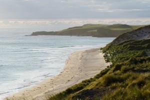 Strand bei Durness, im Nordwesten Schottlands
