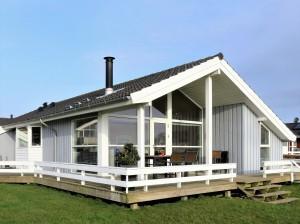 In Dänemark gibt es viele Möglichkeiten, in einer hundefreundlichen Unterkunft zu wohnen. Ein Ferienhaus mit Garten bietet dem Vierbeiner zusätzlichen Auslauf
